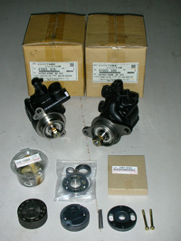 Power steering oil pump - Unisia_